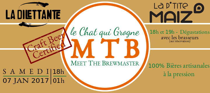 MTB - Meet The Brewmaster