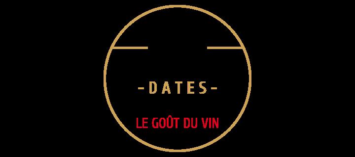 Saison 2020 - 2021 Le Gout du Vin